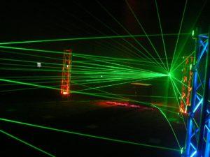 لیزر ماز سیدا الکترونیک