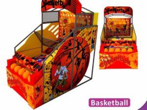 دستگاه بسکتبال سیدا الکترونیک