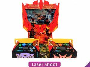لیزر شوت سیدا الکترونیک