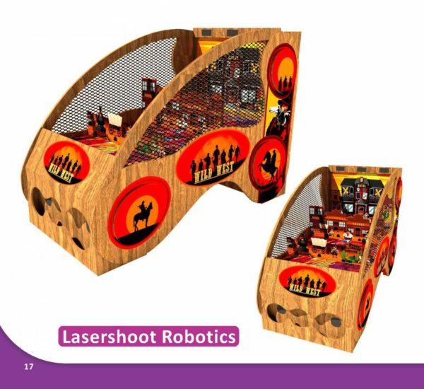 لیزرشوت رباتیک