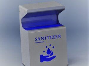 دستگاه ضدعفونی اتوماتیک